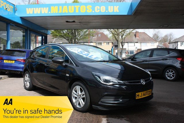 USED 2016 16 VAUXHALL ASTRA 1.6 TECH LINE CDTI ECOFLEX S/S 5dr 108 BHP NEED FINANCE??? CLICK BELOW TO APPLY WITH US!!!