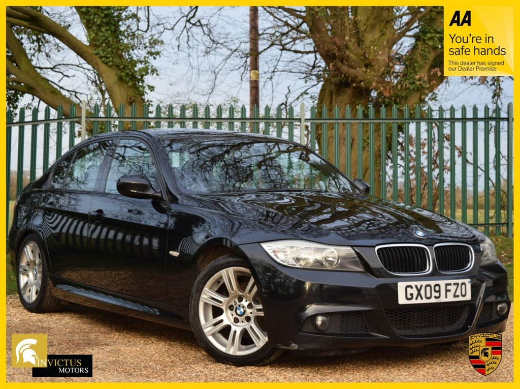 USED 2009 09 BMW 3 SERIES 2.0 320I M SPORT 4d 168 BHP