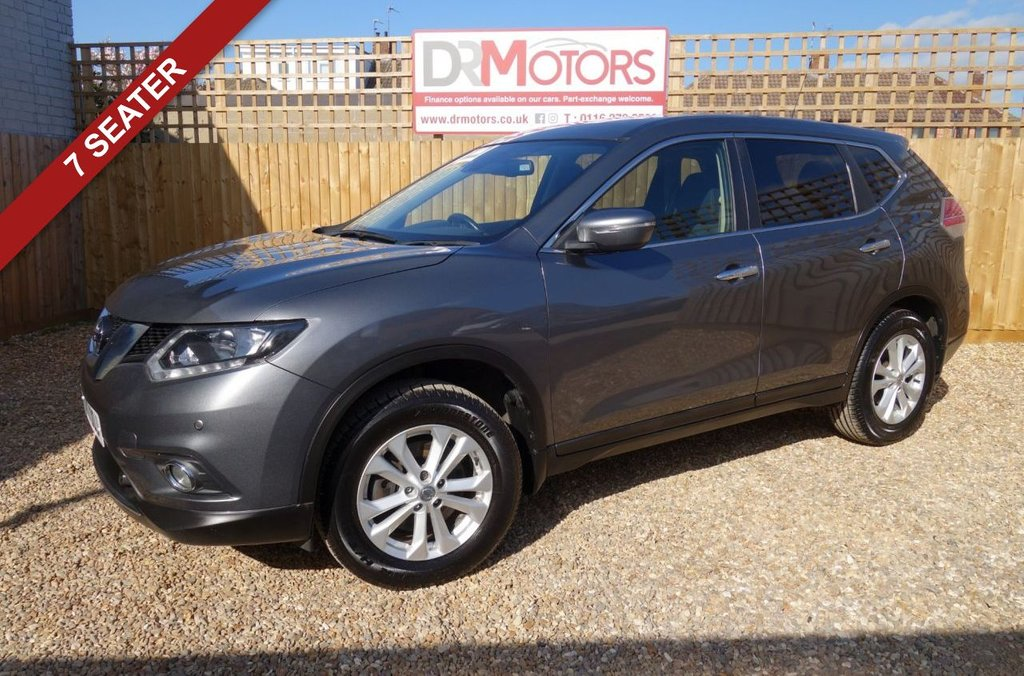 USED 2017 17 NISSAN X-TRAIL 1.6 DCI ACENTA 5d 130 BHP *** 6 MONTHS NATIONWIDE GOLD WARRANTY ***