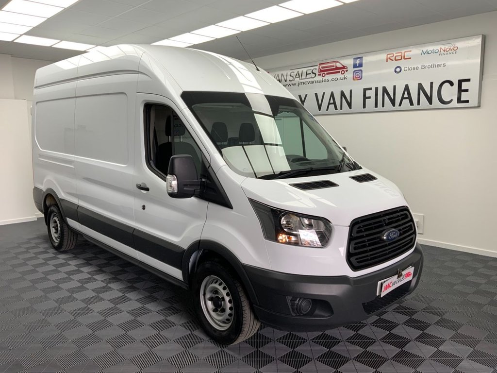 USED 2018 68 FORD TRANSIT 2.0 350 L3 H3 LWB EURO 6 LOW MILES 1 OWNER LWB HI ROOF EURO 6 ULEZ CHOICE IN STOCK