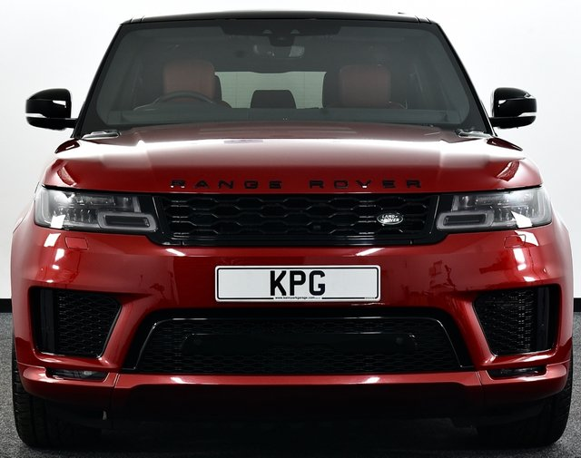USED 2018 18 LAND ROVER RANGE ROVER SPORT 3.0 SD V6 HSE Dynamic Auto 4WD (s/s) 5dr £10k Extras, Pan Roof, Stealth