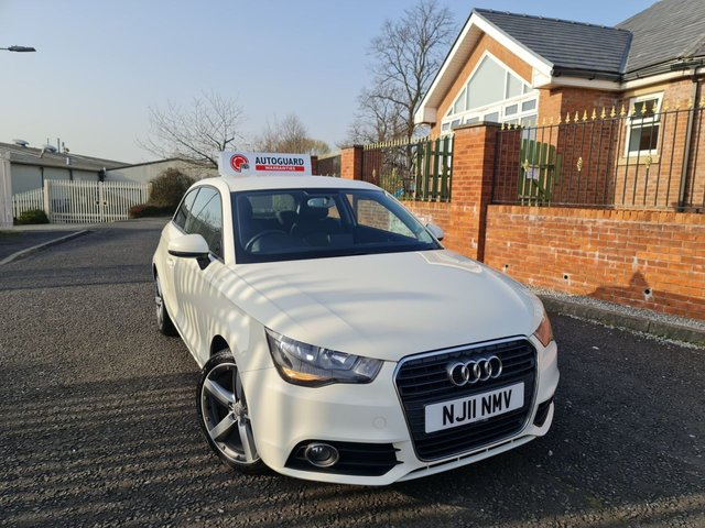 USED 2011 11 AUDI A1 1.4 TFSI SPORT 3d 122 BHP A GREAT LITTLE A1