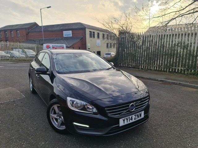 USED 2014 14 VOLVO V60 2.0 D4 BUSINESS EDITION 5d 178 BHP A GREAT RELIABLE VOLVO
