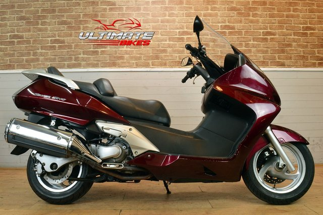 USED 2004 54 HONDA FJS 600 SILVERWING  - FREE DELIVERY AVAILABLE