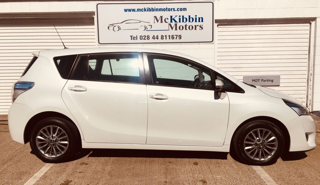 USED 2017 TOYOTA VERSO 1.6 D-4D ICON
