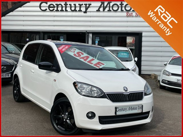 2017 67 SKODA CITIGO 1.0 MPI Colour Edition 5dr - BLACK ALLOYS
