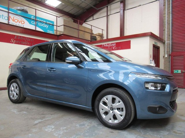 USED 2016 16 CITROEN C4 PICASSO 1.6 BlueHDi VTR+ (s/s) 5dr ***51000 MILES F/S/H***