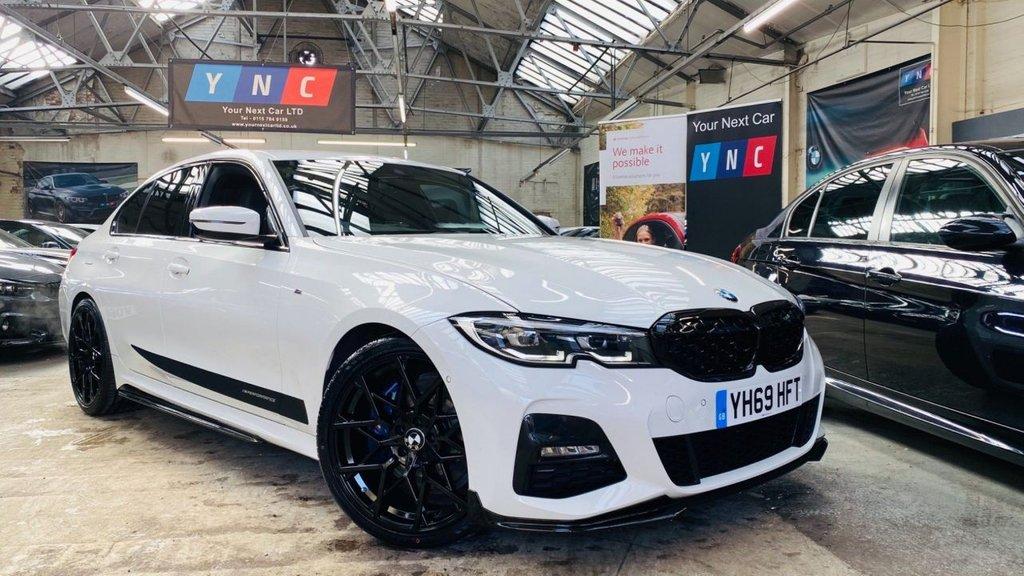 USED 2019 69 BMW 3 SERIES 2.0 330i M Sport Auto (s/s) 4dr PERFORMANCEKIT+20S+G20330i