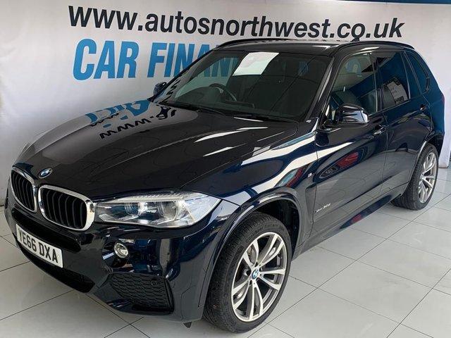 BMW X5 at Autos North West