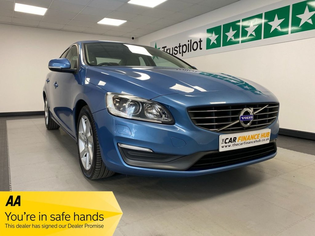 USED 2015 64 VOLVO S60 2.0 D4 BUSINESS EDITION 4d 178 BHP