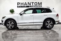 USED 2015 M VOLKSWAGEN TOUAREG 3.0 V6 R-LINE TDI BLUEMOTION TECHNOLOGY 5d 259 BHP