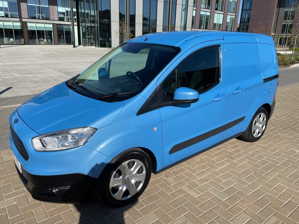 USED 2015 65 FORD TRANSIT COURIER TREND 1.5TDCI 75ps AIRCON*E/PACK*BLUETOOTH* AIR CON-E/PACK-BLUETOOTH-TREND