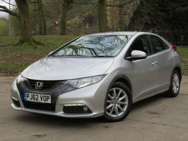 USED 2012 62 HONDA CIVIC 1.8 I-VTEC ES 5d 140 BHP