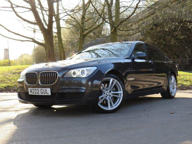 USED 2014 63 BMW 7 SERIES 3.0 730D M SPORT 4d 255 BHP