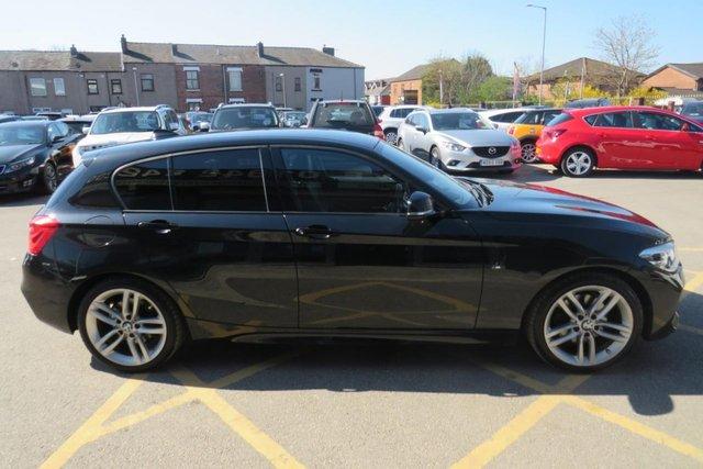USED 2016 BMW 1 SERIES 2.0 125D M SPORT 5d 221 BHP