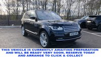 USED 2016 65 LAND ROVER RANGE ROVER 3.0 TDV6 AUTOBIOGRAPHY 5d 255 BHP