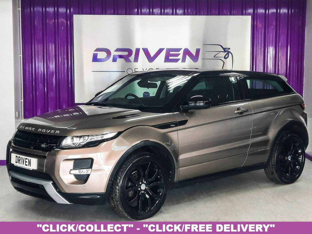 USED 2015 64 LAND ROVER RANGE ROVER EVOQUE 2.2 SD4 DYNAMIC LUX 3d 190 BHP
