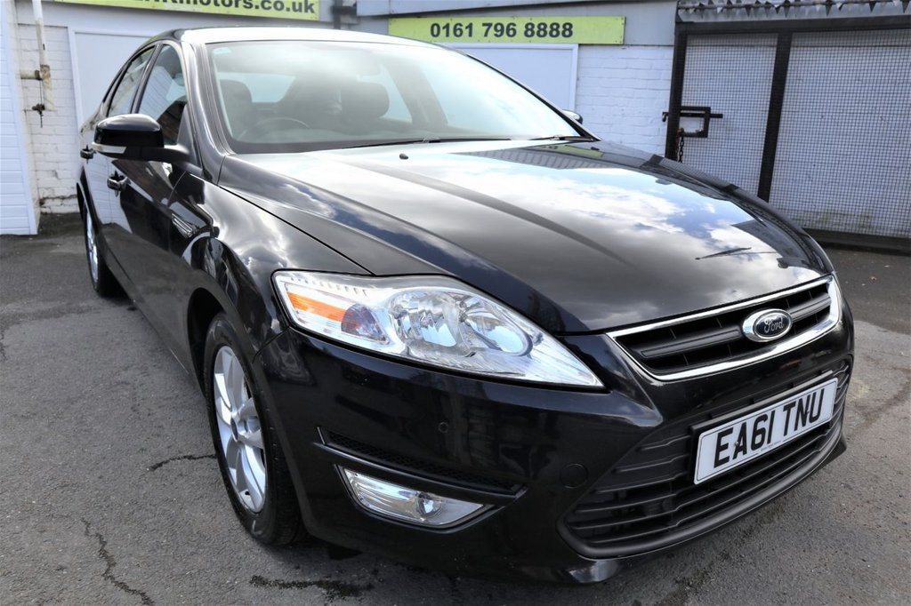 USED 2011 61 FORD MONDEO 1.6 ZETEC TDCI 5d 114 BHP *CLICK & COLLECT OR DELIVERY *