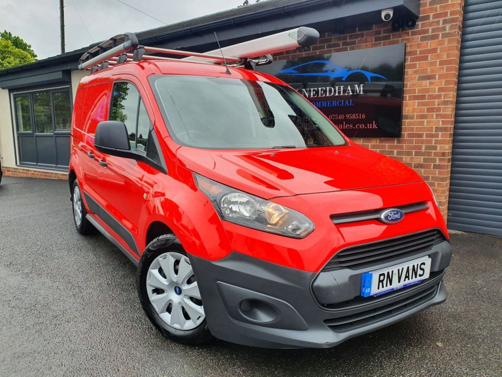 USED 2016 16 FORD TRANSIT CONNECT 1.5 220 D/CAB L1H1 74 BHP *** CREW CAB - TWIN SLIDE DOORS ***