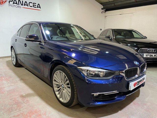 2013 13 BMW 3 SERIES 3.0 330D LUXURY 4d 255 BHP