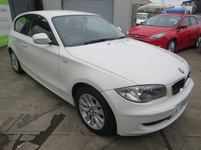 2011 11 BMW 1 SERIES 2.0 116D ES 3d 114 BHP