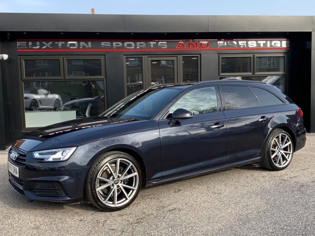 USED 2017 67 AUDI A4 2.0 TDI S line Avant S Tronic (s/s) 5dr £2845 OF EXTRAS