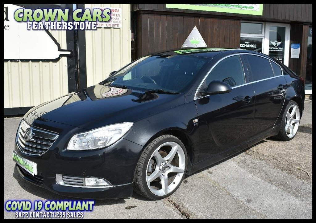 USED 2011 11 VAUXHALL INSIGNIA 2.0 CDTi 16v SRi VX Line 5dr BEAUTIFUL EXAMPLE THROUGHOUT