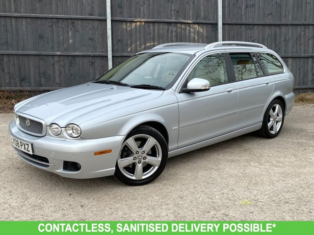USED 2008 08 JAGUAR X-TYPE 2.2 SE 5d 145 BHP LOW MILEAGE, MANY EXTRAS.FINANCE ME TODAY-UK DELIVERY POSSIBLE
