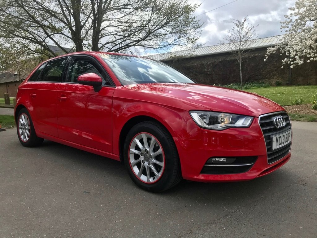 USED 2013 13 AUDI A3 1.4 TFSI SE 5d 121 BHP Great Value And Low Mileage Audi A3.