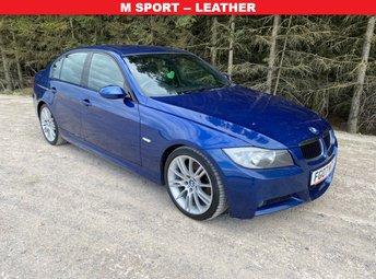 2007 BMW 3 SERIES 2.0 320D M SPORT 4d 161 BHP £4000.00
