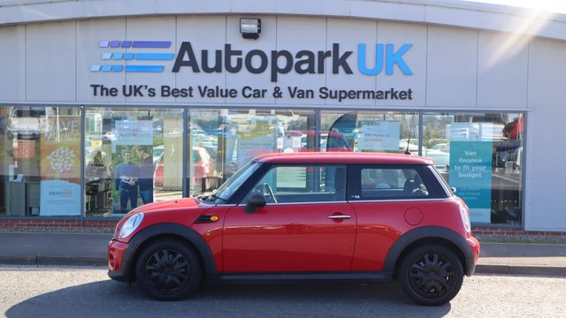 USED 2012 12 MINI HATCH FIRST 1.6 FIRST 3d 75 BHP LOW DEPOSIT OR NO DEPOSIT FINANCE AVAILABLE . COMES USABILITY INSPECTED WITH 30 DAYS USABILITY WARRANTY + LOW COST 12 MONTHS ESSENTIALS WARRANTY AVAILABLE FROM ONLY £199 (VANS AND 4X4 £299) DETAILS ON REQUEST. ALWAYS DRIVING DOWN PRICES . BUY WITH CONFIDENCE . OVER 1000 GENUINE GREAT REVIEWS OVER ALL PLATFORMS FROM GOOD HONEST CUSTOMERS YOU CAN TRUST .