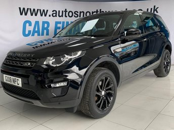 2018 LAND ROVER DISCOVERY SPORT 2.0 TD4 SE TECH 5d 180 BHP £21000.00