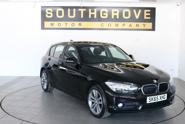 USED 2015 65 BMW 1 SERIES 1.5 116D SPORT 5d 114 BHP