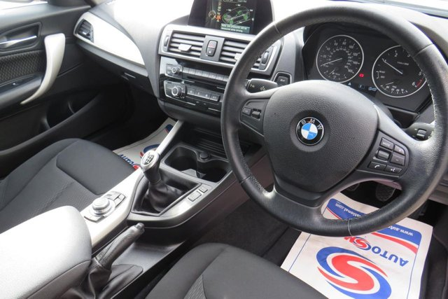 USED 2016 66 BMW 1 SERIES 1.5 116D SE 5d 114 BHP