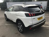 USED 2018 68 PEUGEOT 3008 2.0 BLUEHDI S/S GT 5d 180 BHP 1 OWNER - 4000 MILES