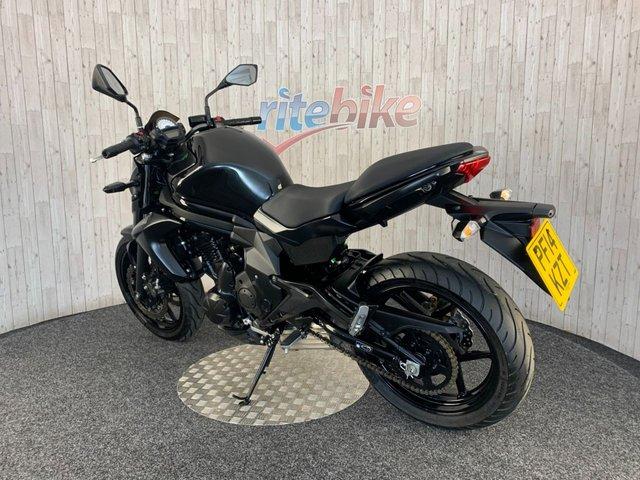 KAWASAKI ER-6N at Rite Bike