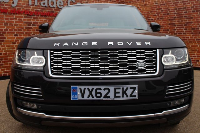 LAND ROVER RANGE ROVER at Derby Trade Cars