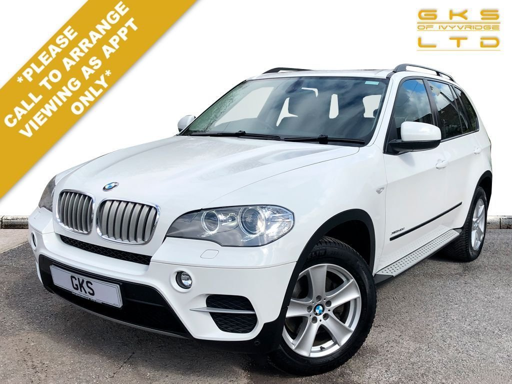USED 2011 11 BMW X5 3.0 XDRIVE40D SE 5d 302 BHP ** NATIONWIDE DELIVERY AVAILABLE **