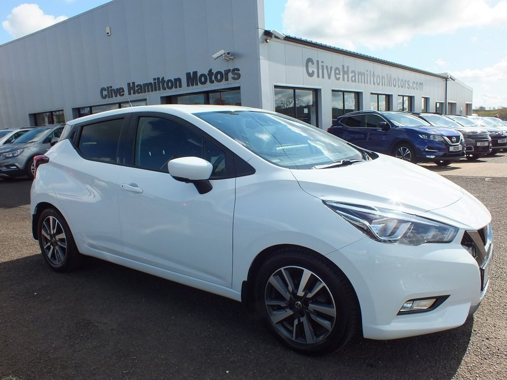 USED 2019 68 NISSAN MICRA 1.5 DCI N-CONNECTA 5d 89 BHP VISION PACK