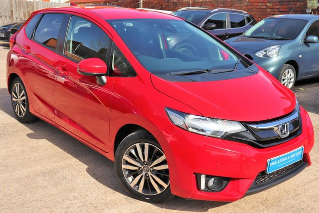 USED 2018 67 HONDA JAZZ 1.3 I-VTEC EX 5d 101 BHP * BUY ONLINE * FREE NATIONWIDE DELIVERY *