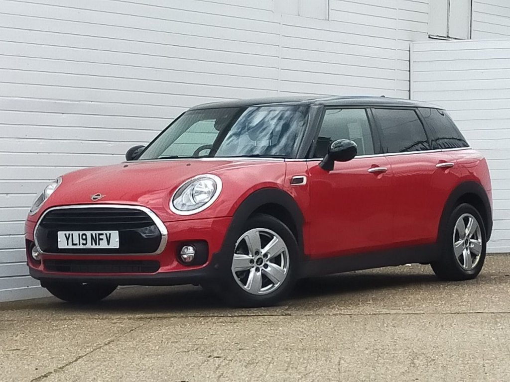 USED 2019 19 MINI CLUBMAN 1.5 COOPER CLASSIC 5d 134 BHP Buy Online Moneyback Guarantee