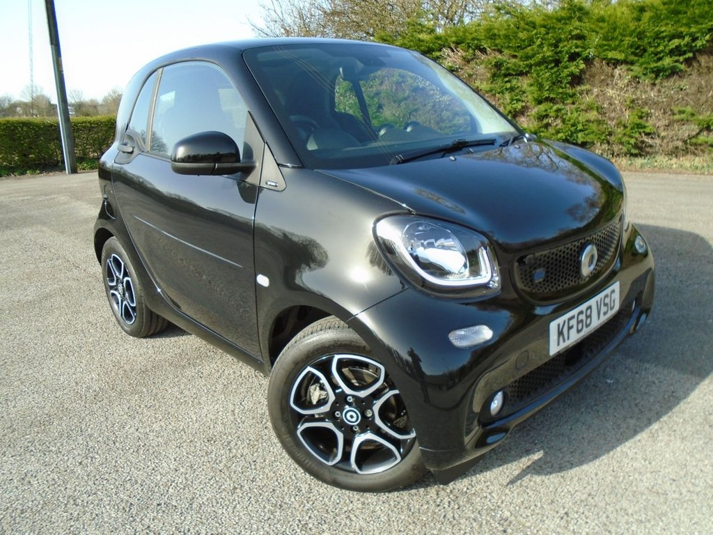 Automatic SMART EQ FORTWO COUPE