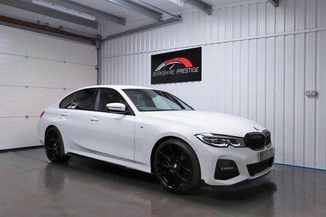 2019 69 BMW 3 SERIES 2.0 320D XDRIVE M SPORT 4d 188 BHP