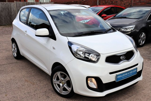 USED 2012 61 KIA PICANTO 1.0 1 3d 68 BHP * BUY ONLINE * FREE NATIONWIDE DELIVERY *