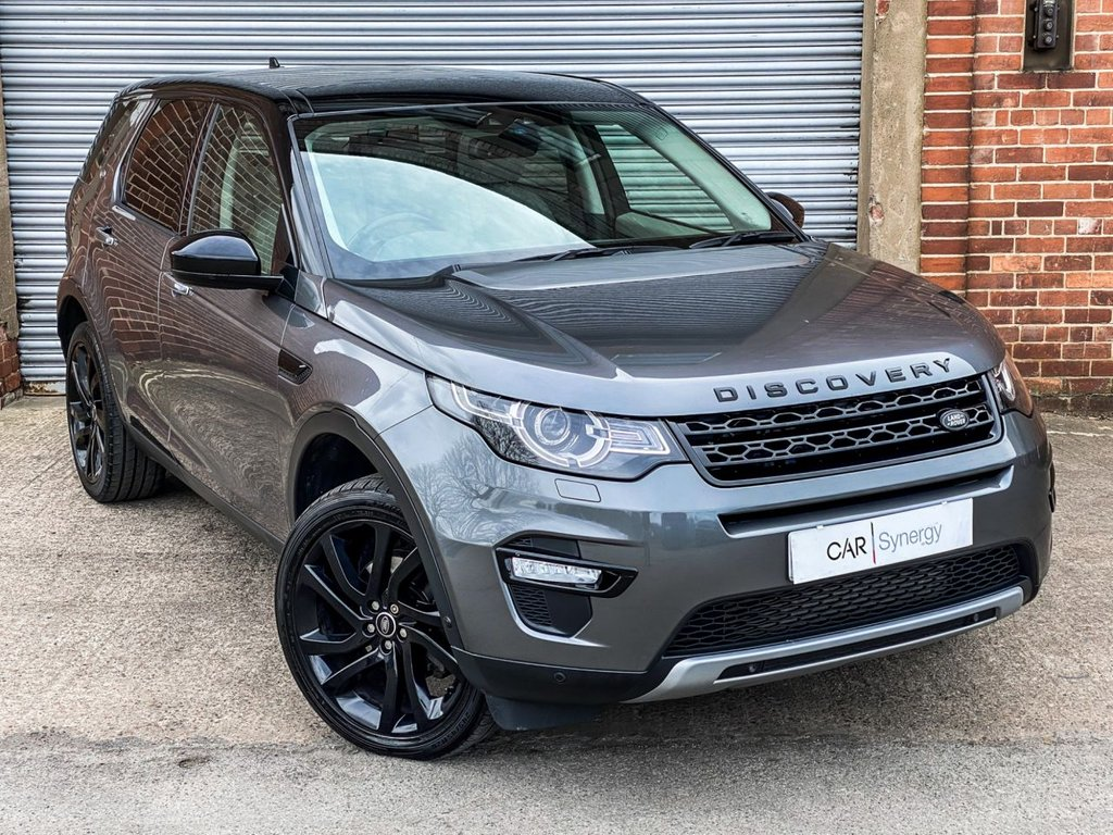USED 2015 P LAND ROVER DISCOVERY SPORT 2.2 SD4 HSE LUXURY 5d 190 BHP