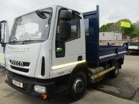 USED 2016 16 IVECO EUROCARGO 4.5 75E16 S 5d MANUAL 160 BHP 7.5 TON TIPPER 2016 16 Iveco Eurocargo 75E16 S E6 Tipper
