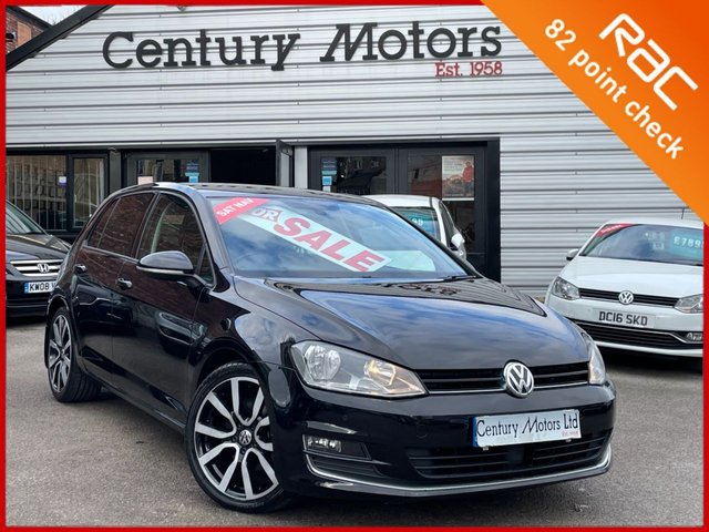 2014 64 VOLKSWAGEN GOLF 2.0 GT TDI 150 5dr - UPGRADE ALLOYS