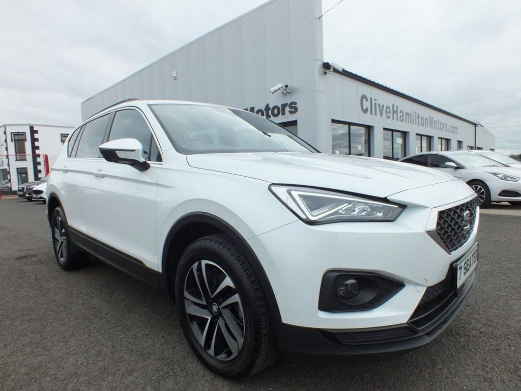 USED 2019 19 SEAT TARRACO 2.0 TDI SE TECHNOLOGY 5d 150 BHP