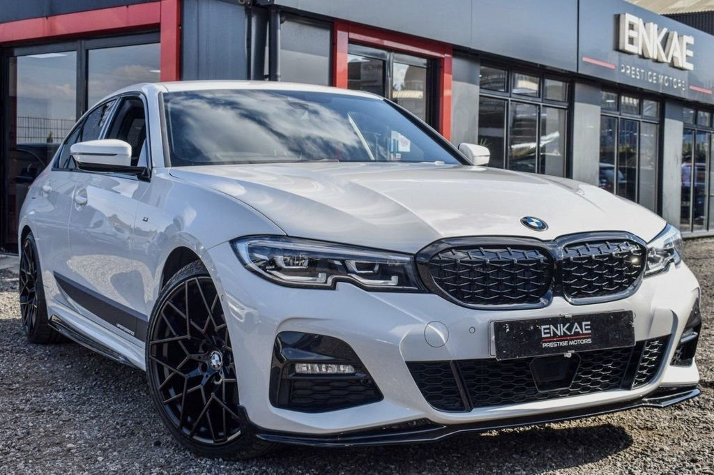 USED 2019 19 BMW 3 SERIES 2.0 320D M SPORT 4d 188 BHP