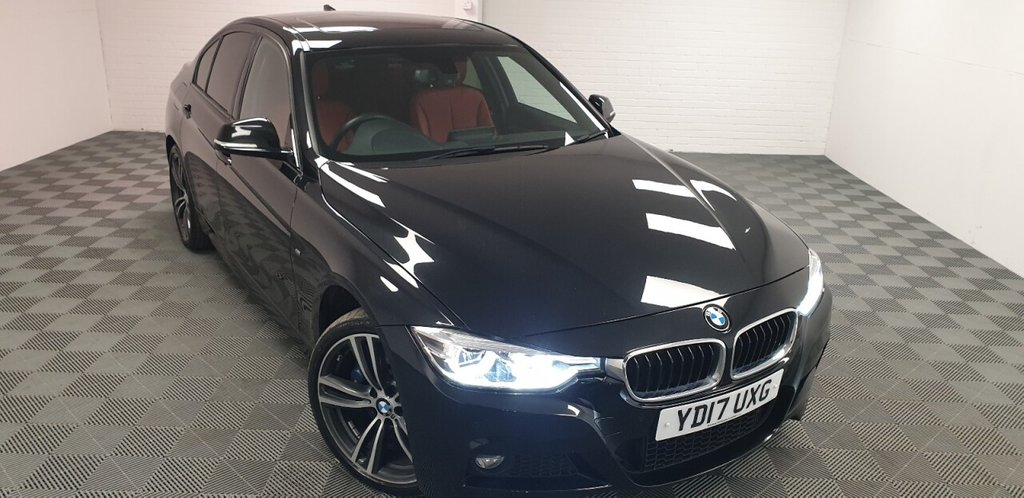 USED 2017 17 BMW 3 SERIES 3.0 330D XDRIVE M SPORT 4d 255 BHP NATIONWIDE DELIVERY AVAILABLE!